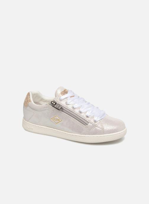 Sneakers P-L-D-M By Palladium Malo Glit Zilver detail