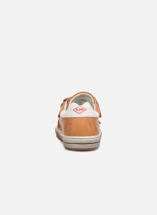 Sneaker P-L-D-M By Palladium Redon K braun ansicht von rechts