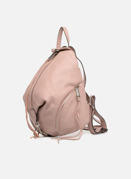 Rugzakken Rebecca Minkoff Medium Julian Backpack Roze model