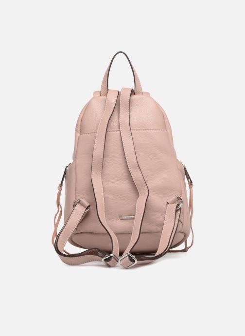 Rugzakken Rebecca Minkoff Medium Julian Backpack Roze voorkant