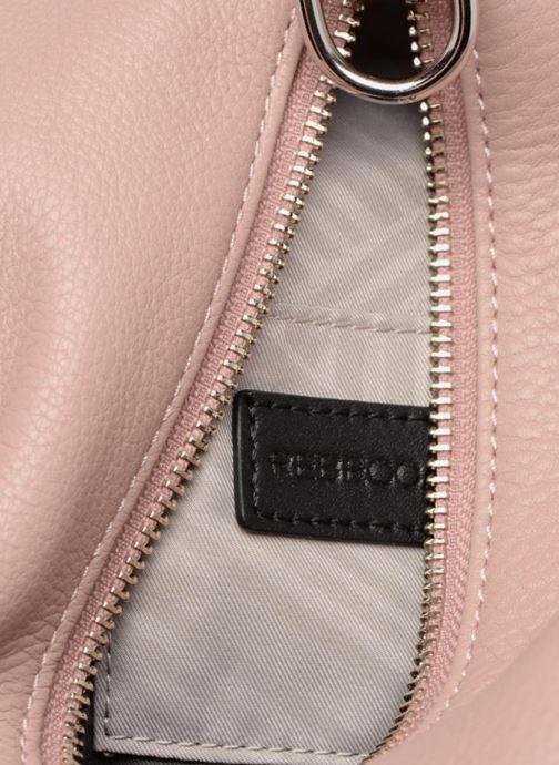 Rugzakken Rebecca Minkoff Medium Julian Backpack Roze achterkant