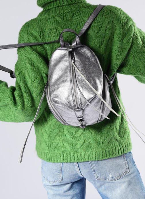 Rugzakken Rebecca Minkoff Medium Julian Backpack Roze onder