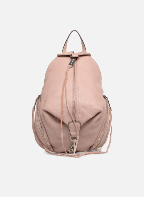 Rugzakken Rebecca Minkoff Medium Julian Backpack Roze detail