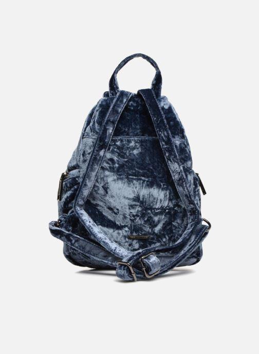 Sacs à dos Rebecca Minkoff Medium Julian Backpack Bleu vue face