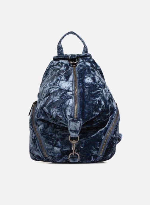 Sacs à dos Rebecca Minkoff Medium Julian Backpack Bleu vue détail/paire