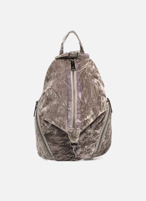 Rucksacks Rebecca Minkoff Medium Julian Backpack Grey detailed view/ Pair view