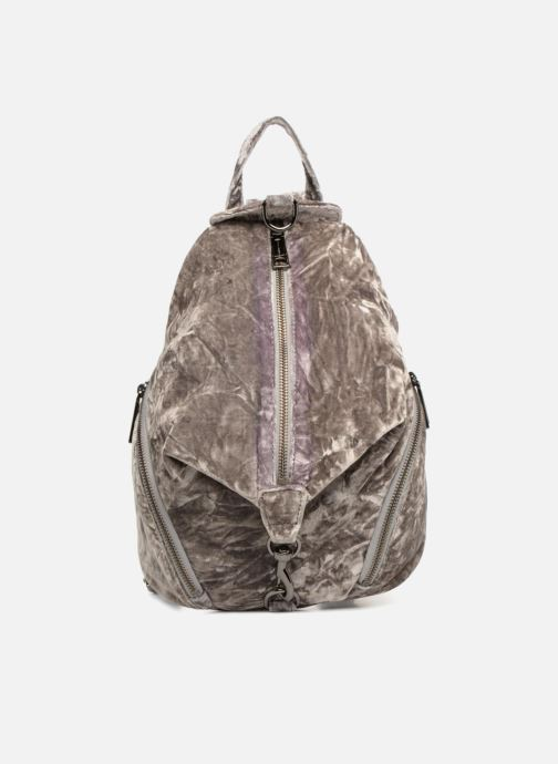 Mochilas Rebecca Minkoff Medium Julian Backpack Gris vista de detalle / par