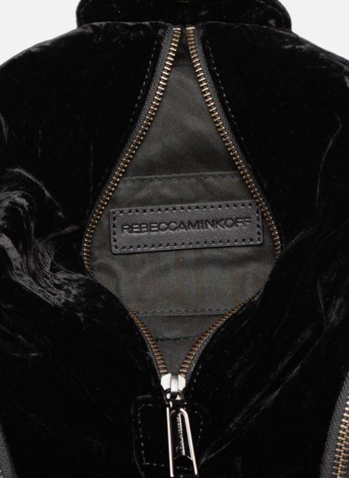 Sacs à dos Rebecca Minkoff Medium Julian Backpack Noir vue derrière
