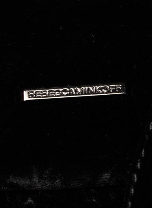 Sacs à dos Rebecca Minkoff Medium Julian Backpack Noir vue gauche