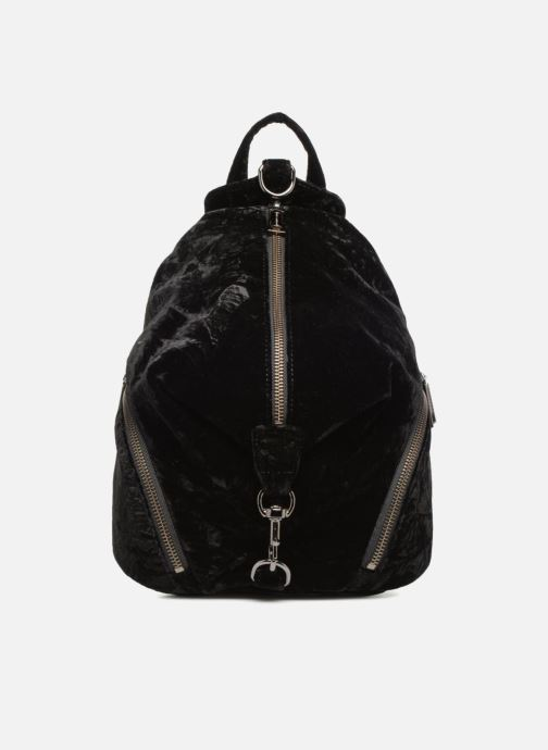 Sacs à dos Rebecca Minkoff Medium Julian Backpack Noir vue détail/paire