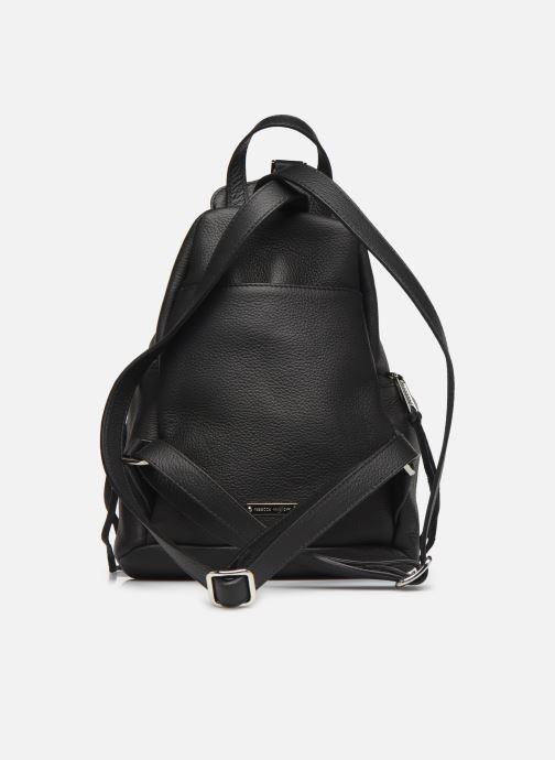 Rucksäcke Rebecca Minkoff Medium Julian Backpack schwarz ansicht von vorne