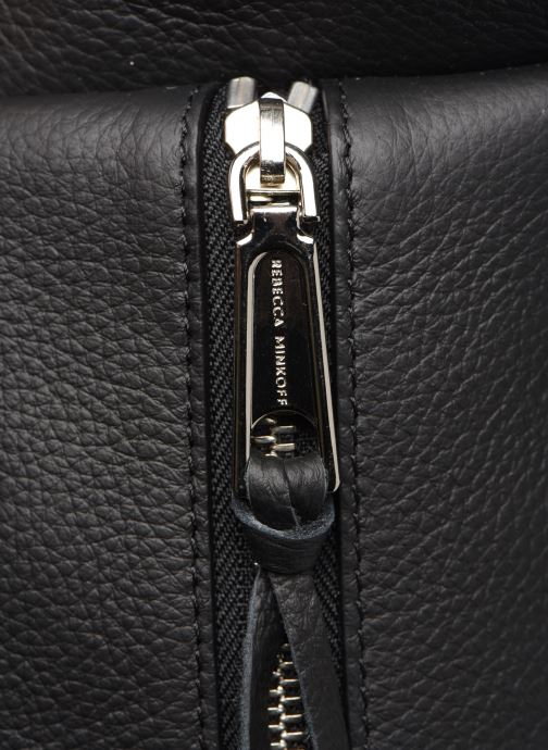 Rugzakken Rebecca Minkoff Medium Julian Backpack Zwart links