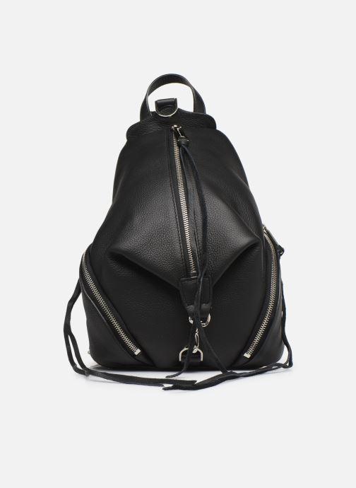 Sacs à dos Rebecca Minkoff Medium Julian Backpack Noir vue détail/paire