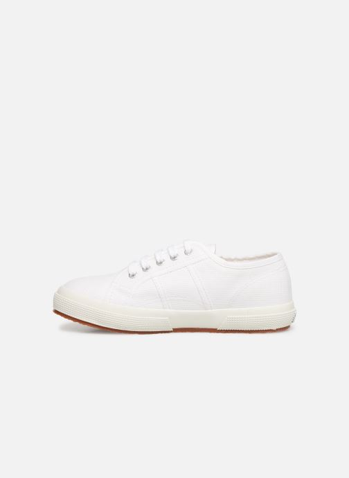 Trainers Superga 2750 J Cotu Classic C White front view