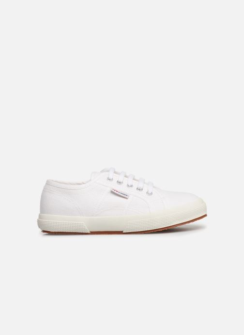 Trainers Superga 2750 J Cotu Classic C White back view