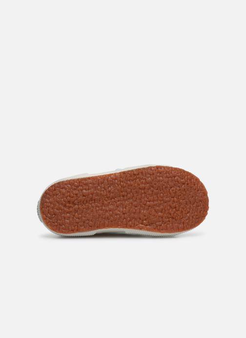 Sneaker Superga 2750 J Velcro E C weiß ansicht von oben