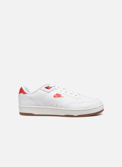 Sneaker Nike Grandstand Ii Premium weiß ansicht von hinten