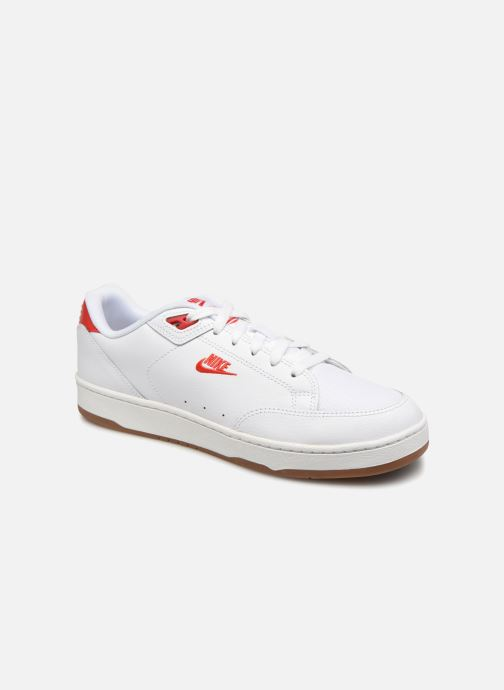 Sneaker Nike Grandstand Ii Premium weiß detaillierte ansicht/modell