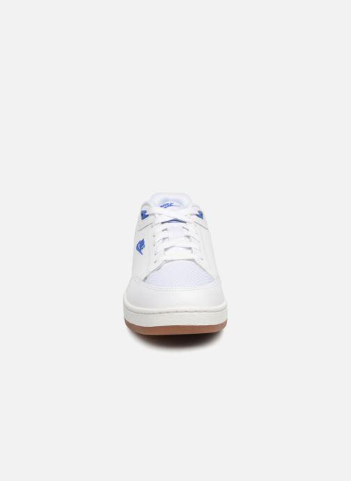 Sneaker Nike Grandstand Ii Premium weiß schuhe getragen