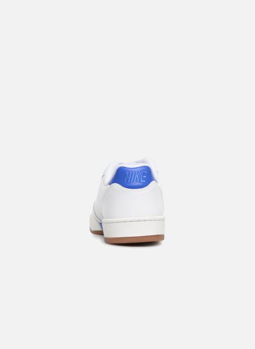 Sneaker Nike Grandstand Ii Premium weiß ansicht von rechts
