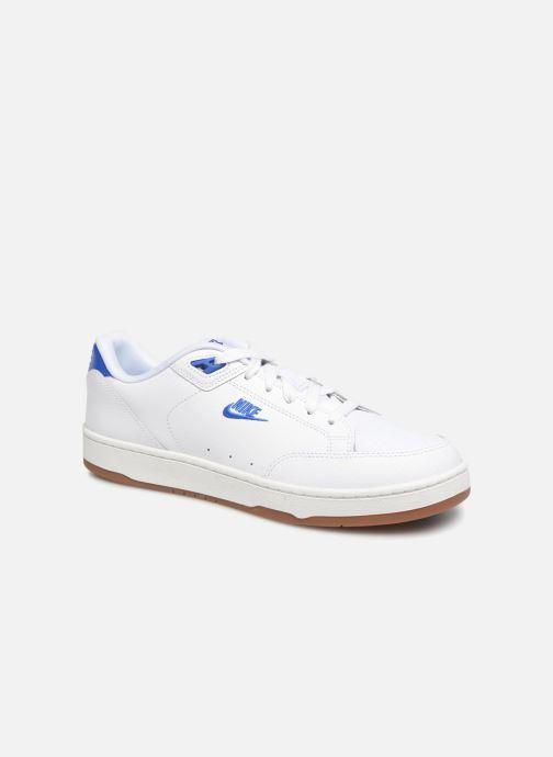 cheap for discount 33089 f24cb Sneakers Nike Grandstand Ii Premium Hvid detaljeret billede af skoene