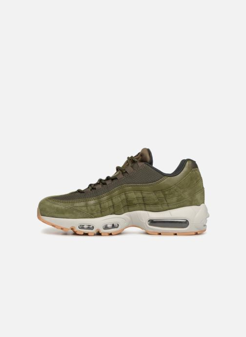 new styles a7734 e9bac Trainers Nike Nike Air Max 95 Se Green front view