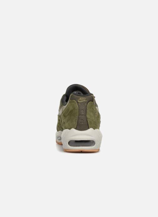 Sneaker Nike Nike Air Max 95 Se grün ansicht von rechts