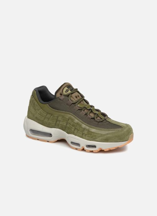 new arrival 95e1d 042a4 Trainers Nike Nike Air Max 95 Se Green detailed view  Pair view