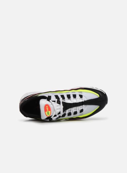 Trainers Nike Nike Air Max 95 Se Black view from the left