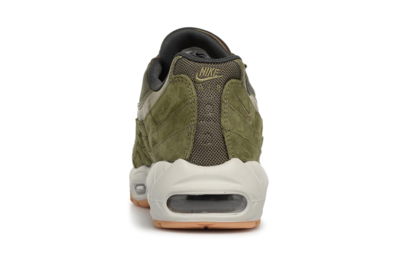 Baskets Nike Nike Air Max 95 Se Vert vue droite