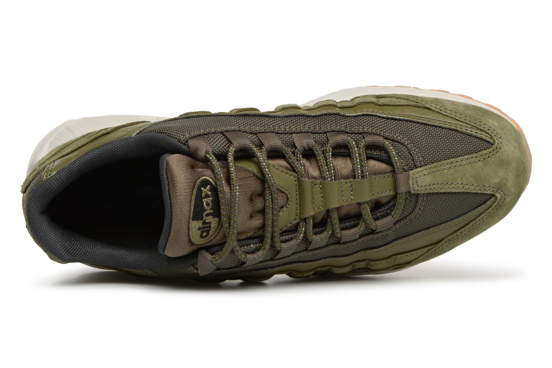Baskets Nike Nike Air Max 95 Se Vert vue gauche