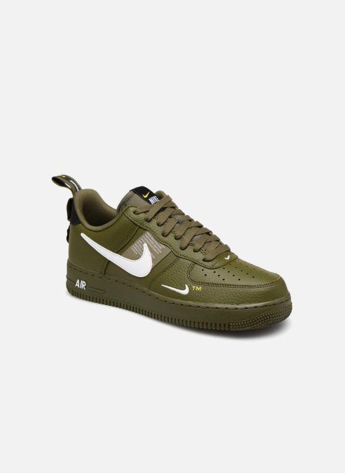 los angeles 58fac 55db5 Sneakers Nike Air Force 1  07 Lv8 Utility Grön detaljerad bild på paret