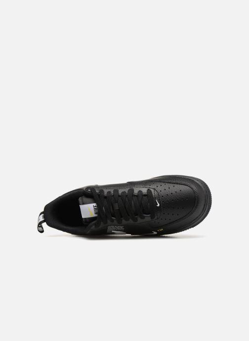 Baskets Nike Air Force 1 '07 Lv8 Utility Noir vue gauche