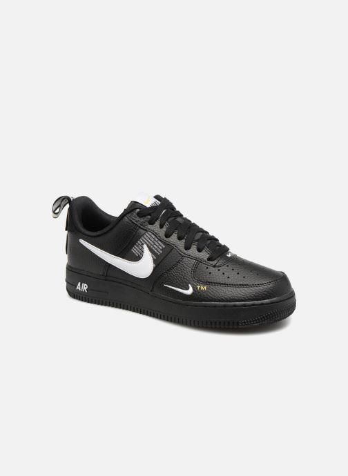 more photos 51197 a5df2 Baskets Nike Air Force 1  07 Lv8 Utility Noir vue détail paire