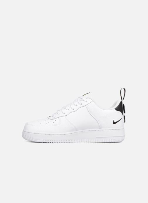 Baskets Nike Air Force 1 '07 Lv8 Utility Blanc vue face