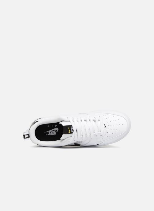Baskets Nike Air Force 1 '07 Lv8 Utility Blanc vue gauche