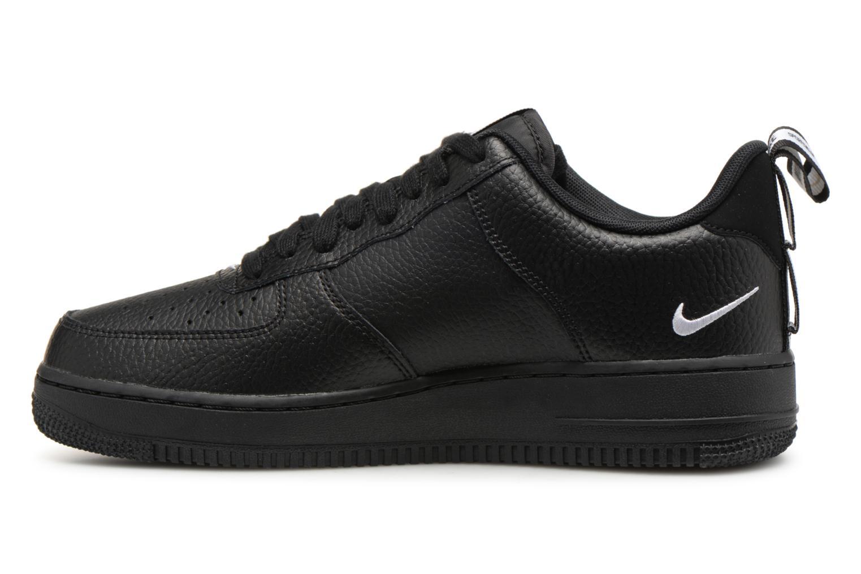 Baskets Nike Air Force 1 '07 Lv8 Utility Noir vue face