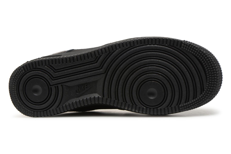 Baskets Nike Air Force 1 '07 Lv8 Utility Noir vue haut
