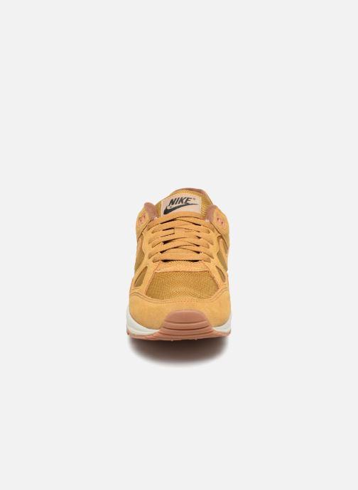 Baskets Nike Nike Air Span Ii Prm Marron vue portées chaussures