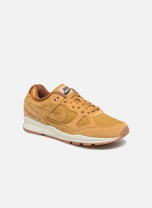 Baskets Nike Nike Air Span Ii Prm Marron vue détail/paire