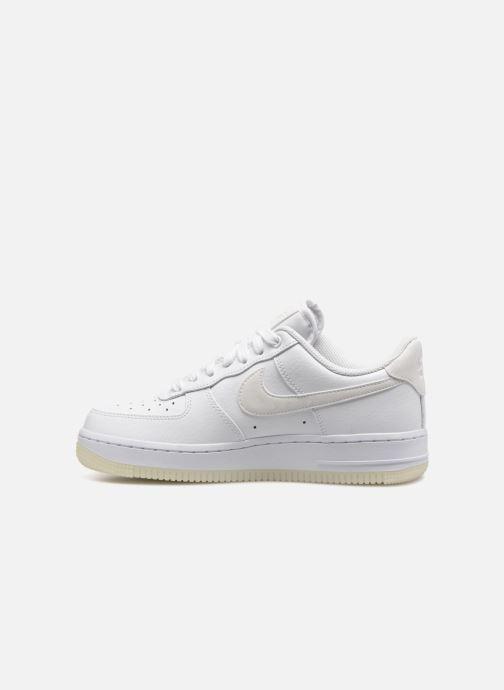 Baskets Nike Wmns Air Force 1 '07 Ess Blanc vue face