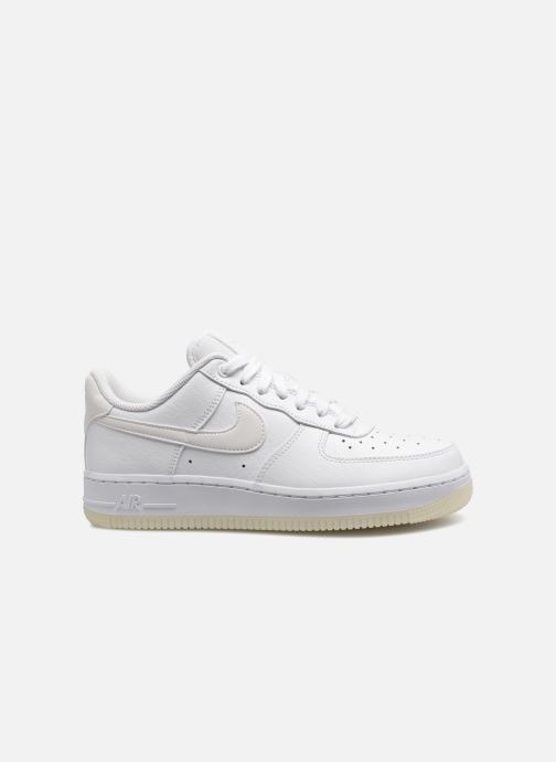 Sneakers Nike Wmns Air Force 1 '07 Ess Vit bild från baksidan
