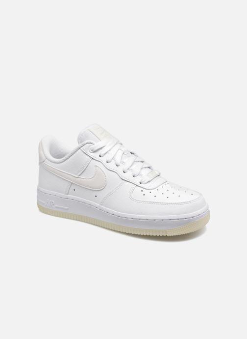 newest collection f2a5f 5d189 Baskets Nike Wmns Air Force 1  07 Ess Blanc vue détail paire