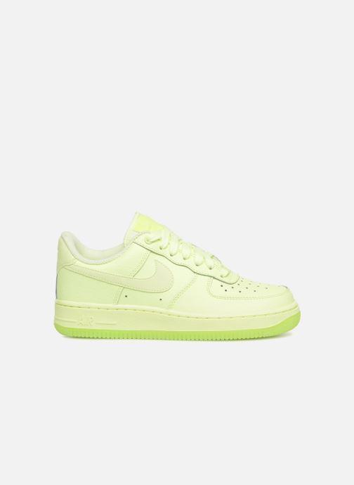 Baskets Nike Wmns Air Force 1 '07 Ess Vert vue derrière