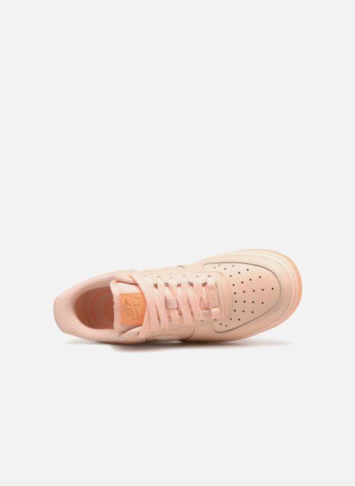 Sneaker Nike Wmns Air Force 1 '07 Ess orange ansicht von links