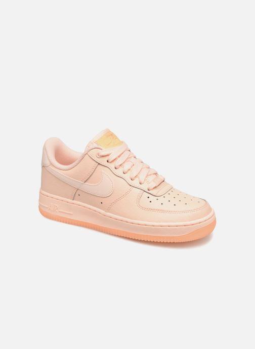 Sneaker Nike Wmns Air Force 1 '07 Ess orange detaillierte ansicht/modell
