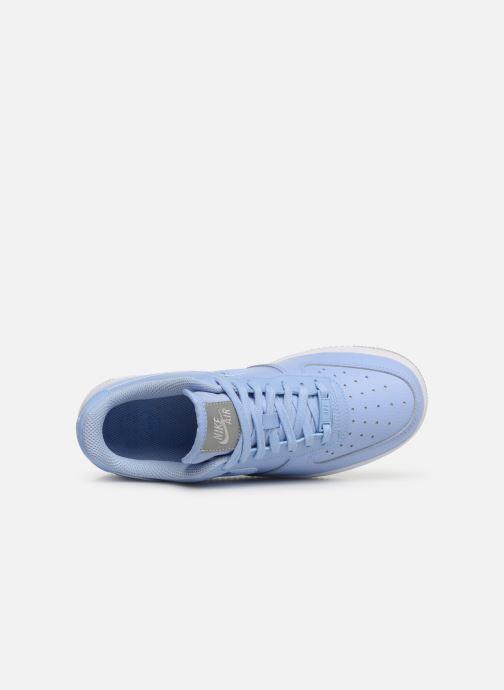Baskets Nike Wmns Air Force 1 '07 Ess Bleu vue gauche