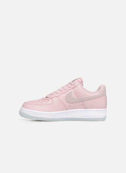 Sneaker Nike Wmns Air Force 1 '07 Ess rosa ansicht von vorne