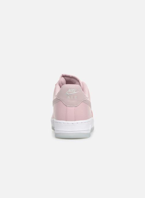 Sneaker Nike Wmns Air Force 1 '07 Ess rosa ansicht von rechts