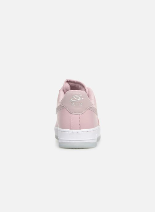 Trainers Nike Wmns Air Force 1 '07 Ess Pink view from the right